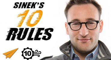 Simon Sinek - Top 10 Rules For Success - SPED UP