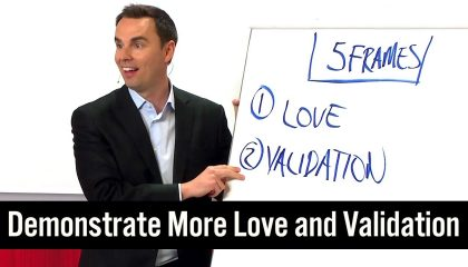 Brendon Burchard - Demonstrate More Love and Validation