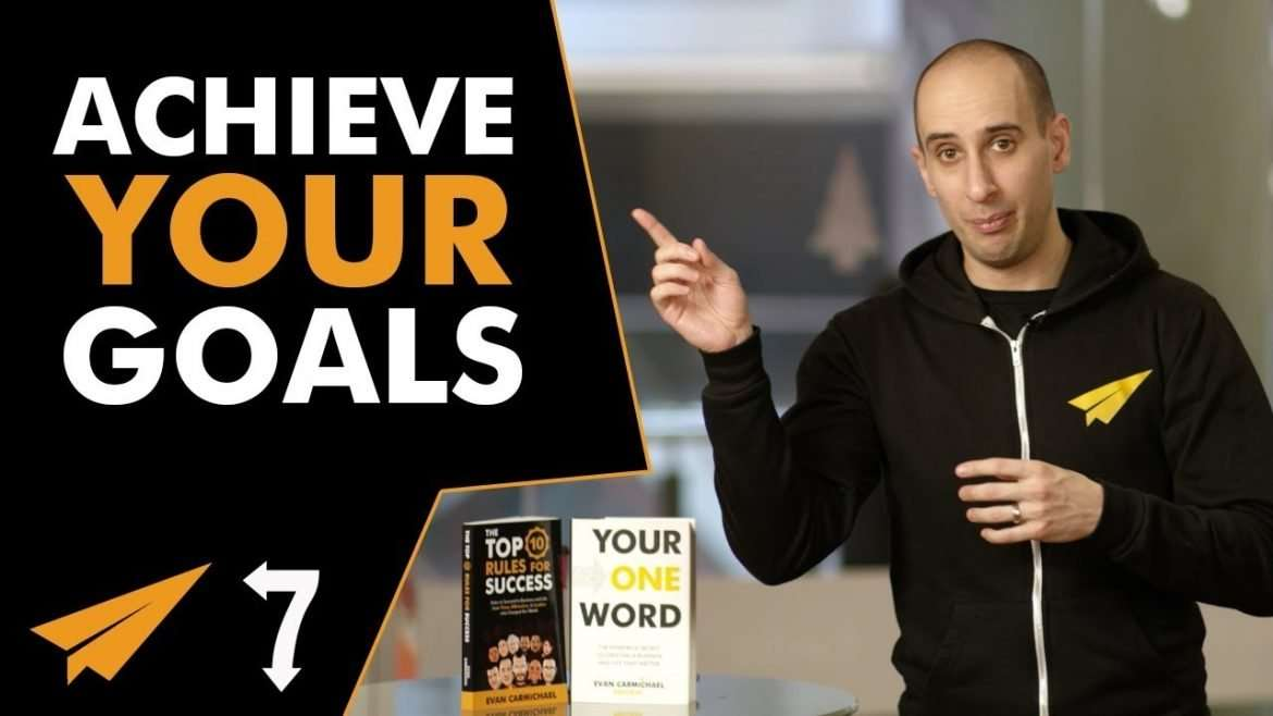 Evan Carmichael - 7 POWERFUL Ways to BECOME Your BEST SELF!