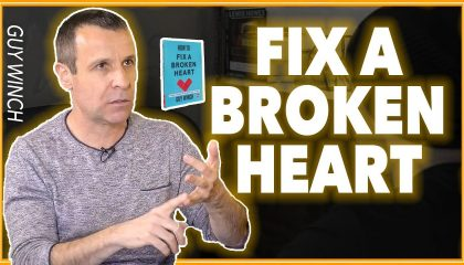 Guy Winch - How to Fix a Broken Heart (with Lewis Howes)