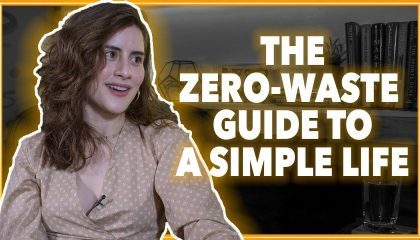 Lauren Singe - The Zero-Waste Guide to a Simple Life (with Lewis Howes)