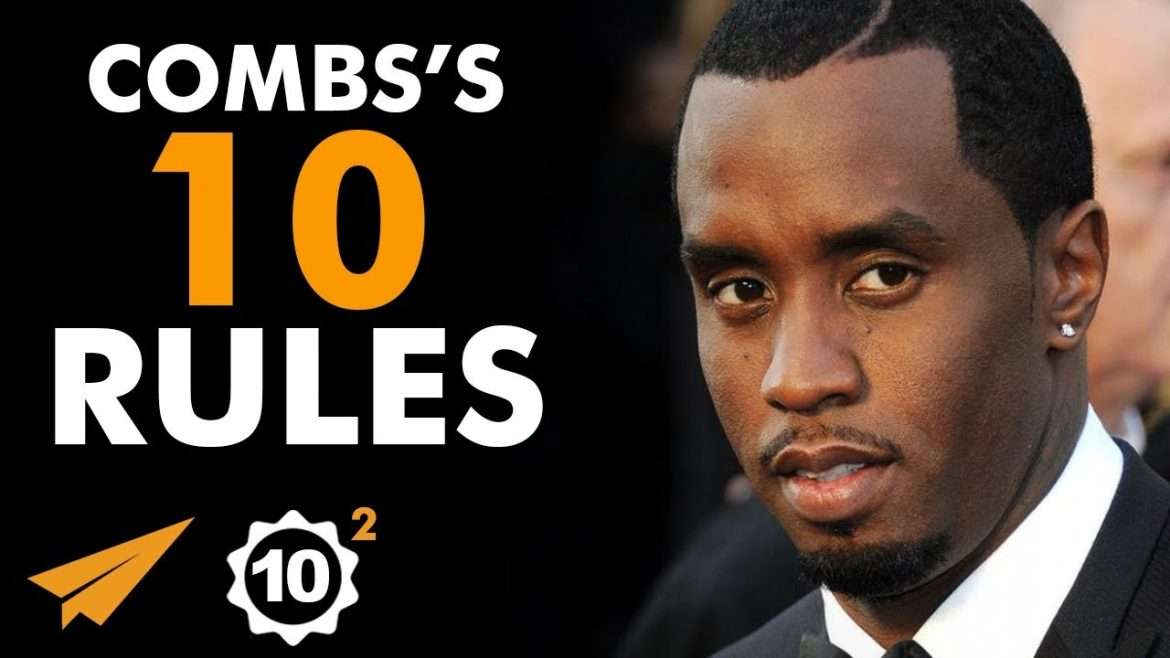 "Sean Combs - ""WHATEVER You WANT You Can GET!"""