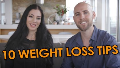 Stefan James and Tatiana Buree - 10 Weight Loss Tips For The Body You Deserve