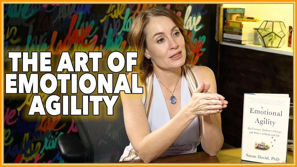 Susan David - The Art of Emotional Agility (with Lewis Howes)