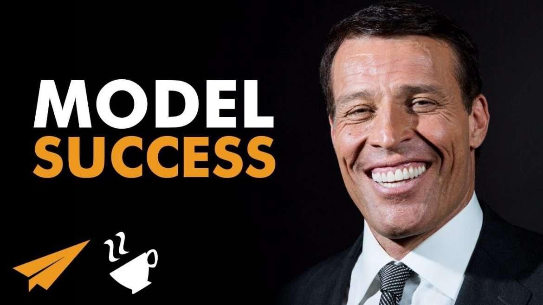 "Tony Robbins – ""SUCCESS Leaves CLUES!"""