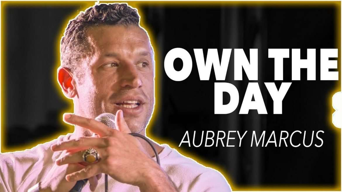 Aubrey Marcus - Become the Master of Your Life (with Lewis Howes)