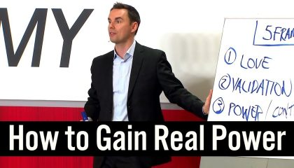 Brendon Burchard - How to Gain Real Personal Power