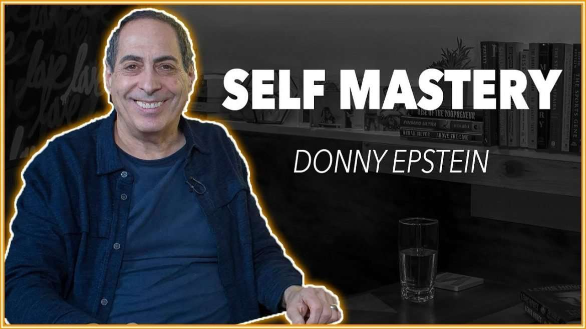 Donny Epstein - Master Your Energy and Heal Your Body with (Lewis Howes)