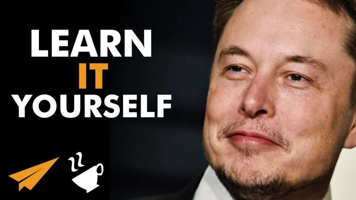 "Elon Musk - ""You DON'T NEED a College DEGREE!"""