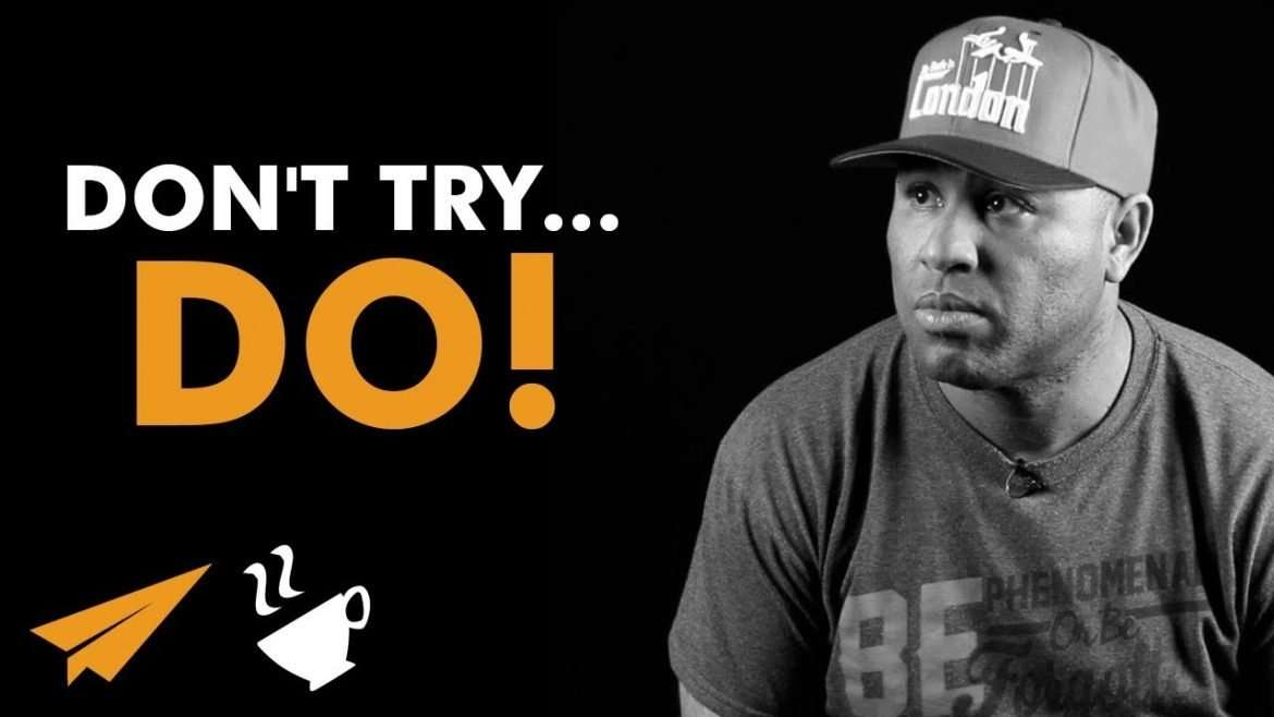 "Eric Thomas - ""WILLING is NOT ENOUGH, We MUST DO!"