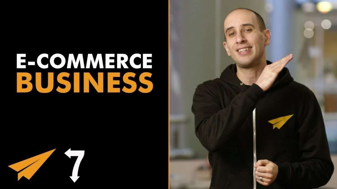 Evan Carmichael - 7 Ways to Make Your E-COMMERCE Business WILDLY Successful