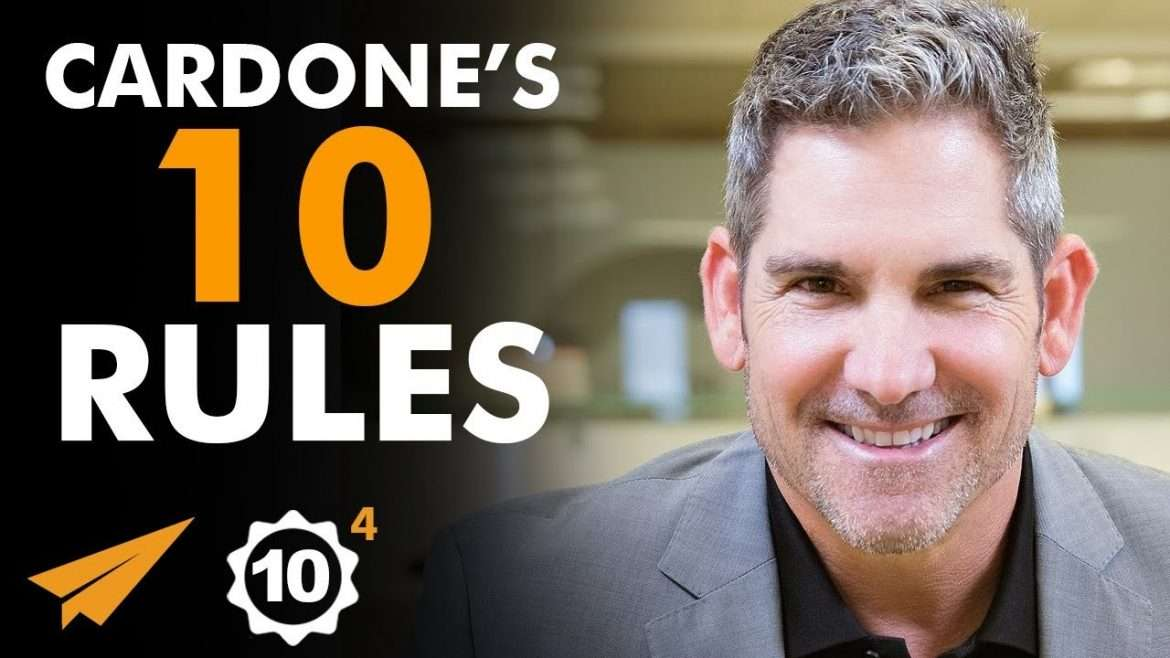 """Grant Cardone - """"STOP Thinking Like the MIDDLE CLASS!"""""""