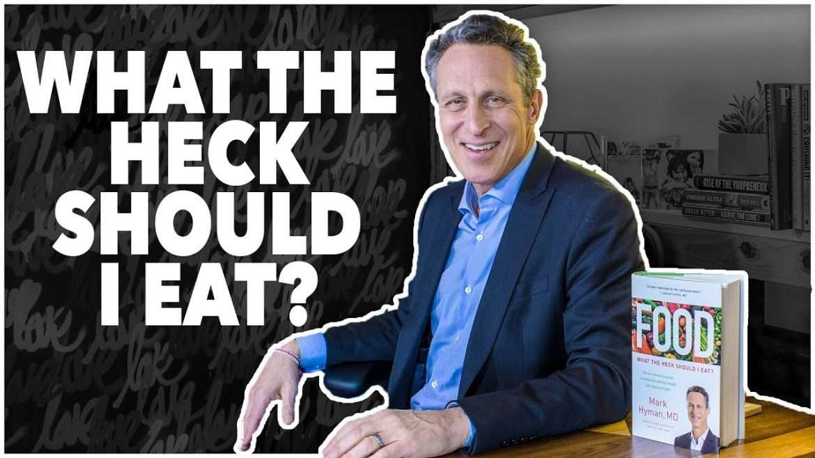 Dr. Mark Hyman - Heal Your Body With Food (with Lewis Howes)