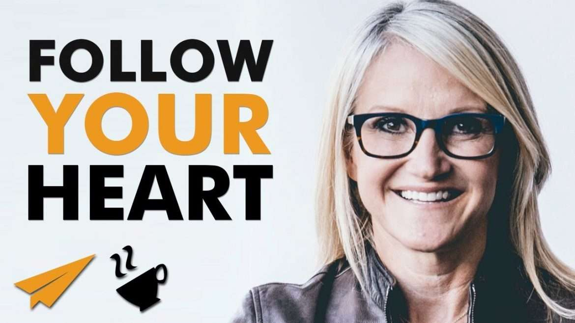 "Mel Robbins - ""ALWAYS Make DECISIONS With Your HEART!"""