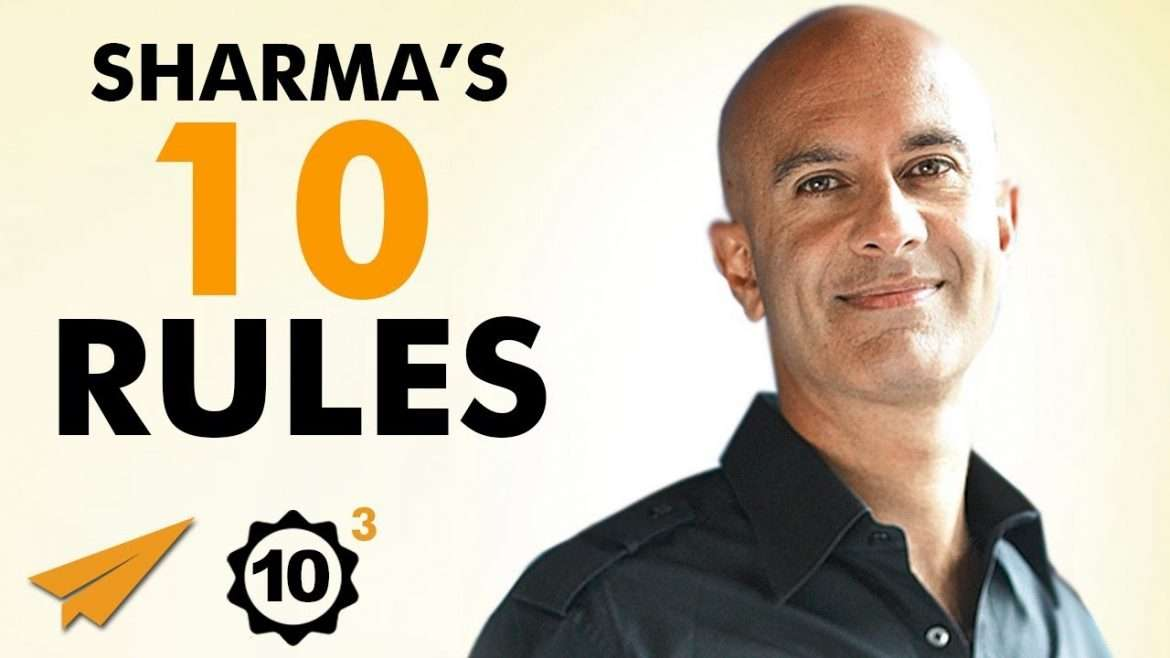 "Robin Sharma - ""ANYTHING is POSSIBLE!"""