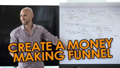 Stefan James - How To Create A Money Making Online Business Funnel