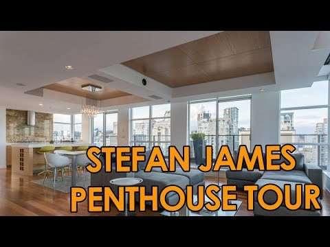 Stefan James - Penthouse Tour: How An Internet Entrepreneur Optimizes His Lifestyle