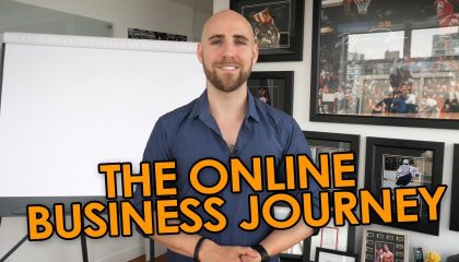 Stefan James - The Online Business Journey: What To Expect, Biggest Challenges & Time Management