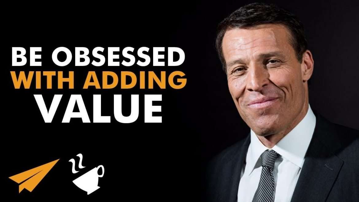 """Tony Robbins - """"Do MORE for OTHERS Than ANYONE ELSE!"""""""