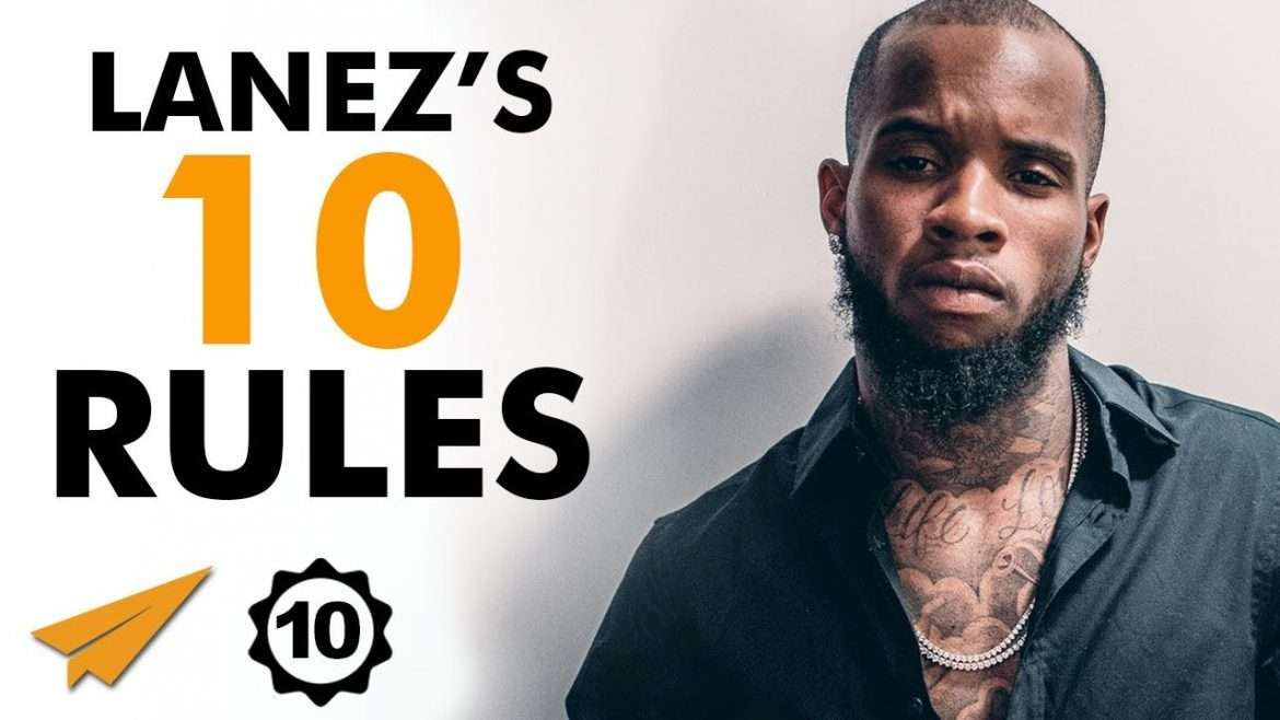 "Tory Lanez - ""AIM to BE the GREATEST!"""