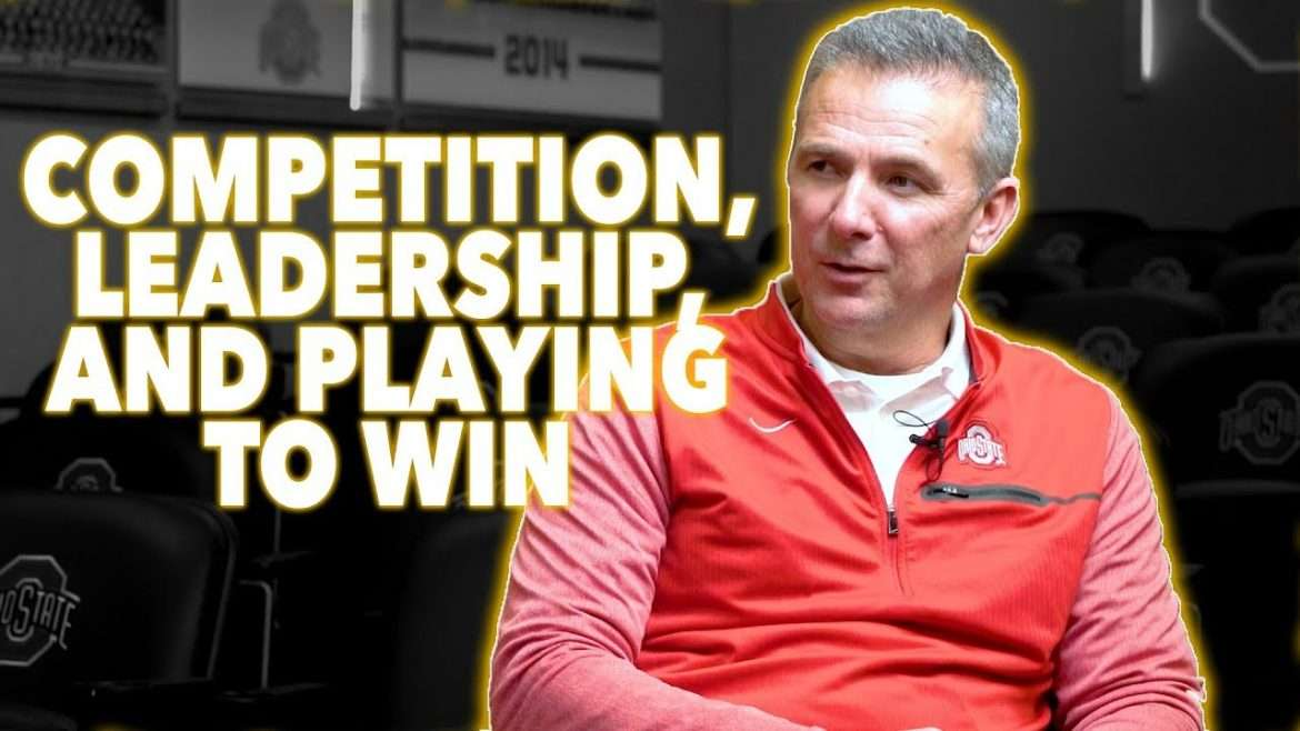 Urban Meyer - on Competition, Leadership and Playing to Win (with Lewis Howes)
