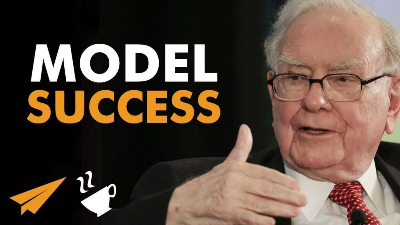 "Warren Buffett - ""Model SUCCESS!"""