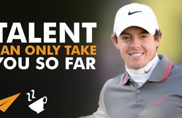 Rory Mcilroy - TALENT can only take you so far