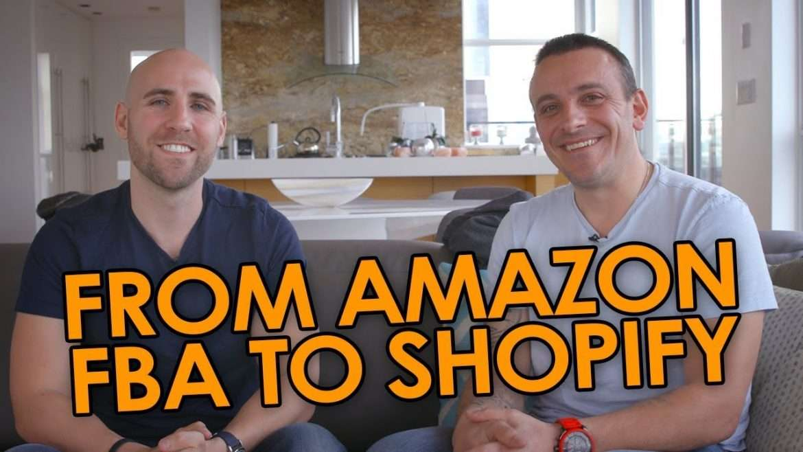 Andreas Pylarinos - From Amazon FBA To Shopify: How He Started And Why He Did It (with Stefan James)