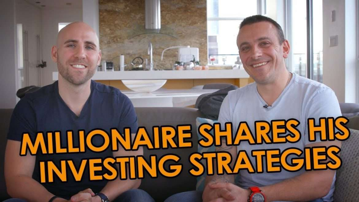 Andreas Pylarinos - Real Estate Millionaire Shares His Investing Strategies (with Stefan James)