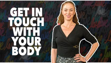 Chen Lizra - Understand Your Body Through Somatic Intelligence (with Lewis Howes),