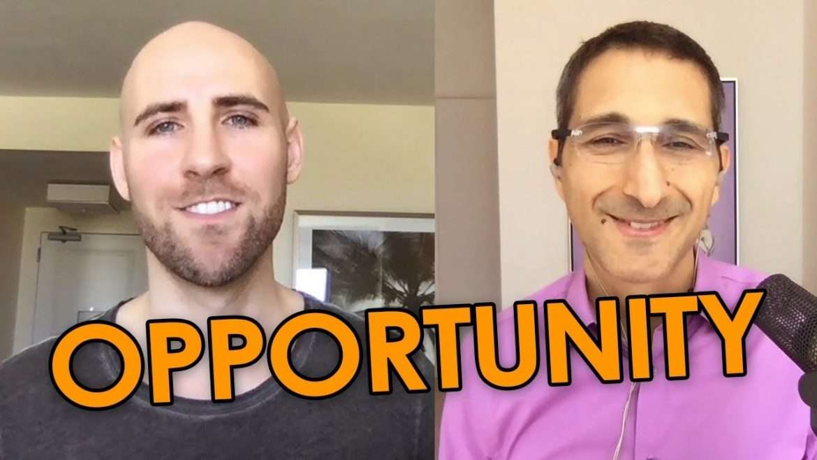 Eben Pagan - The Opportunity Mindset: How To Find Your Next Big Opportunity (with Stefan James)