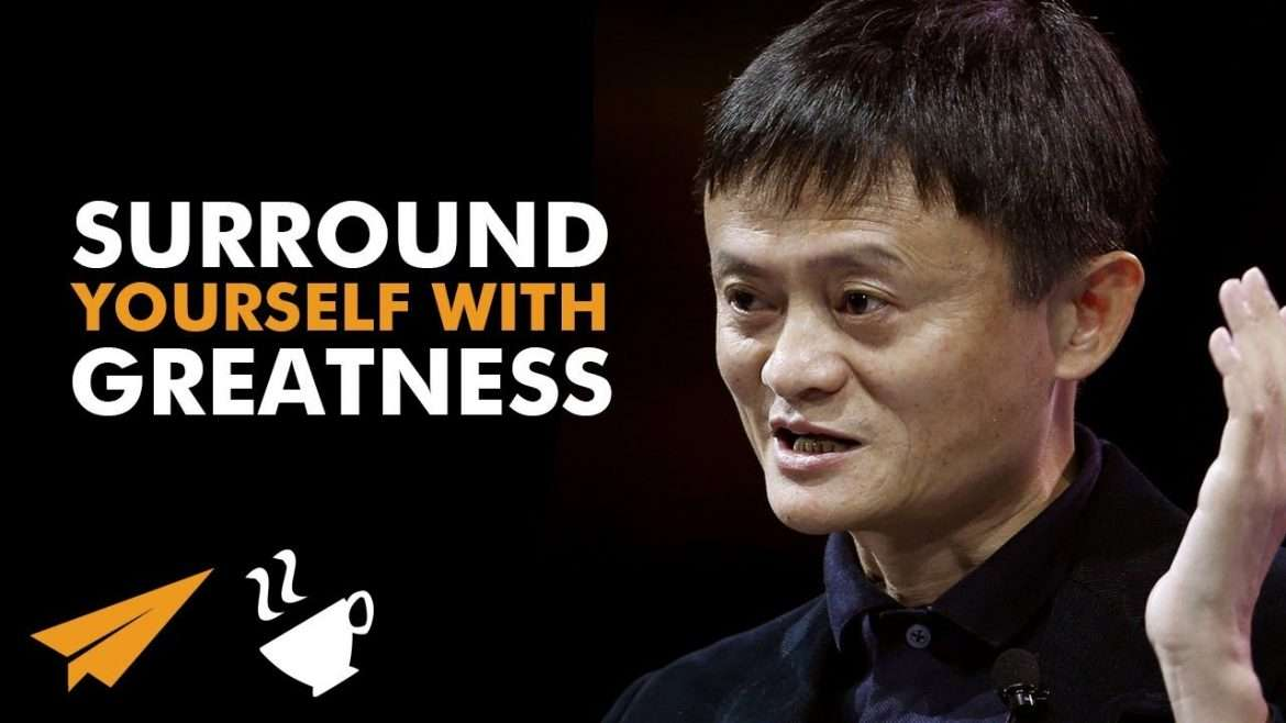 """Jack Ma - """"Attract HIGHLY MOTIVATED People!"""""""