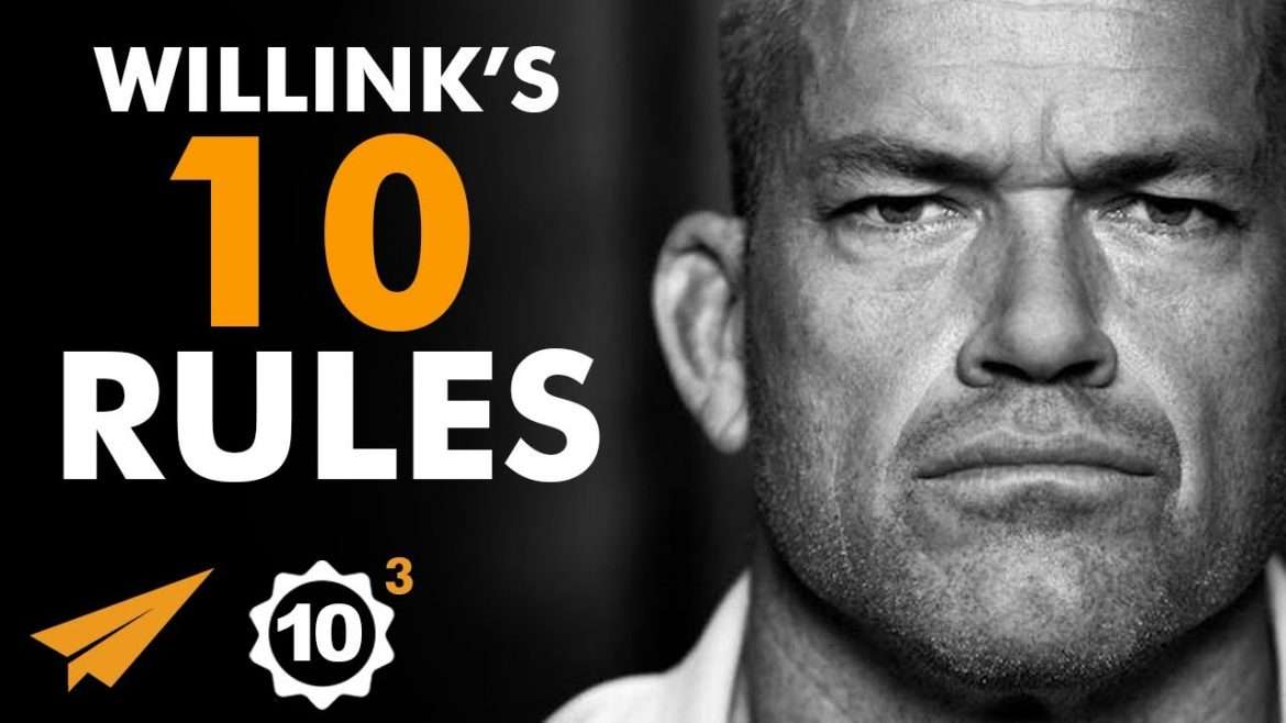 "Jocko Willink - ""Be MENTALLY STRONG!"""