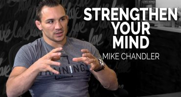 Mike Chandler - Train Your Mind to Win with MMA Champion (with Lewis Howes)