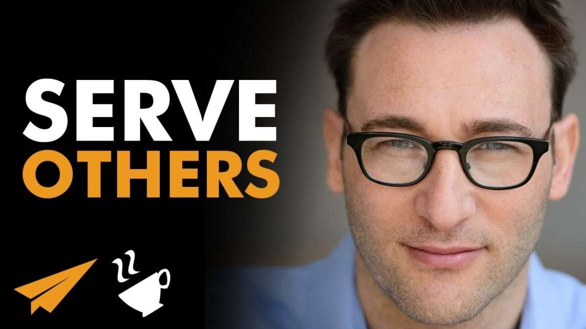 "Simon Sinek - ""SUCCESS is a FEELING!"""