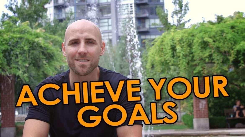 Stefan James - How To Achieve Your Goals (50urlencodedmlaplussign Goals Per Year)