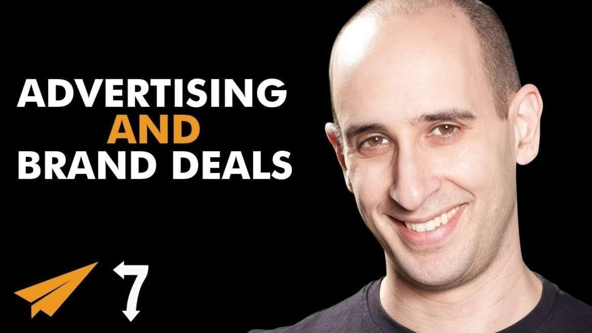 Evan Carmichael - 7 Ways to Make MONEY from ADVERTISING and BRAND Deals (in 2018)