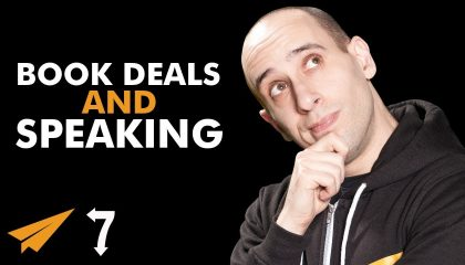 Evan Carmichael - 7 Ways to Make MONEY from BOOK Deals and SPEAKING (in 2018)