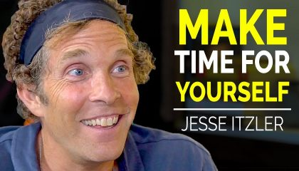 Jesse Itzler - on Building a Healthy, Wealthy, Wise Life (with Lewis Howes)