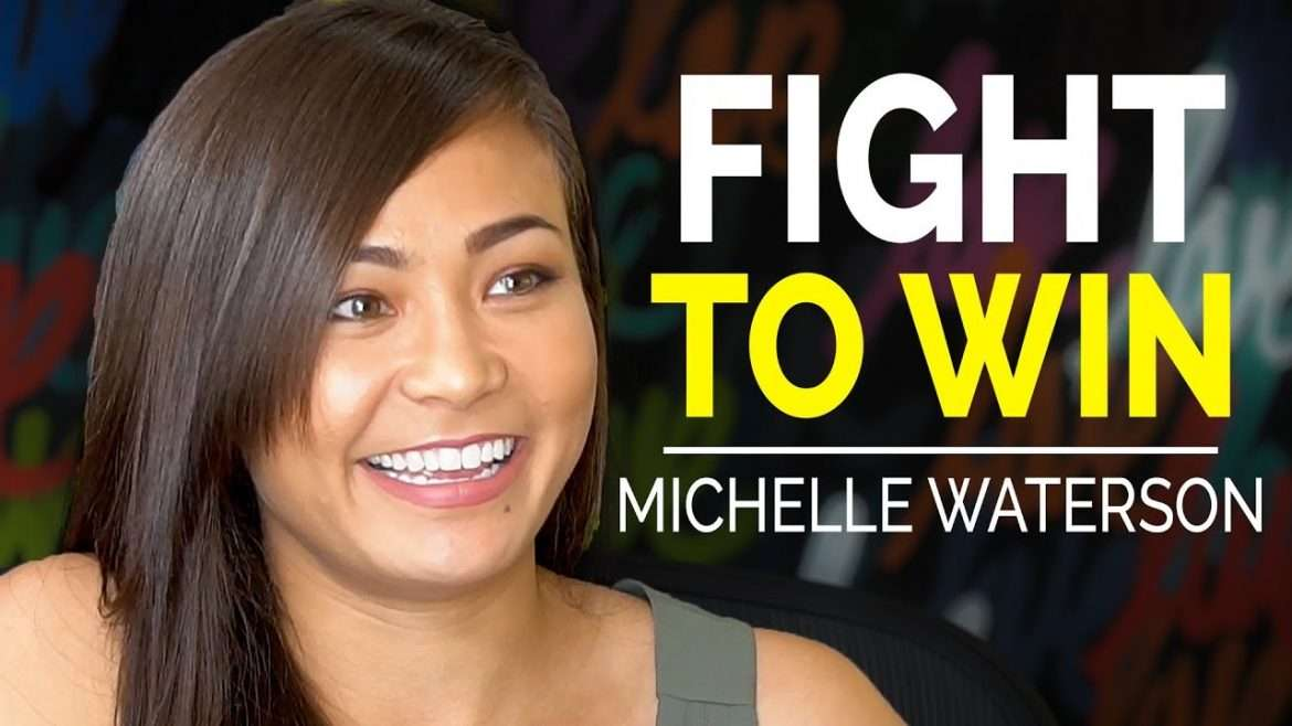 Michelle Waterson - Be Vulnerable and Fight to Win (with Lewis Howes)