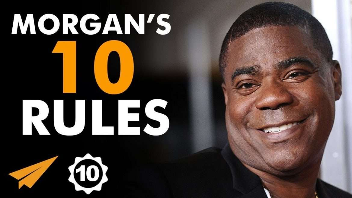 "Tracy Morgan - ""DON'T Ever GIVE UP!"""