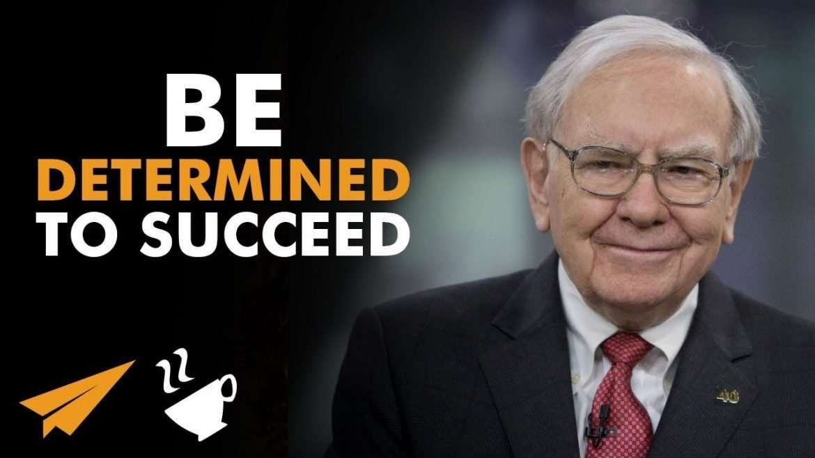 "Warren Buffett - ""Just MAKE Things HAPPEN!"""