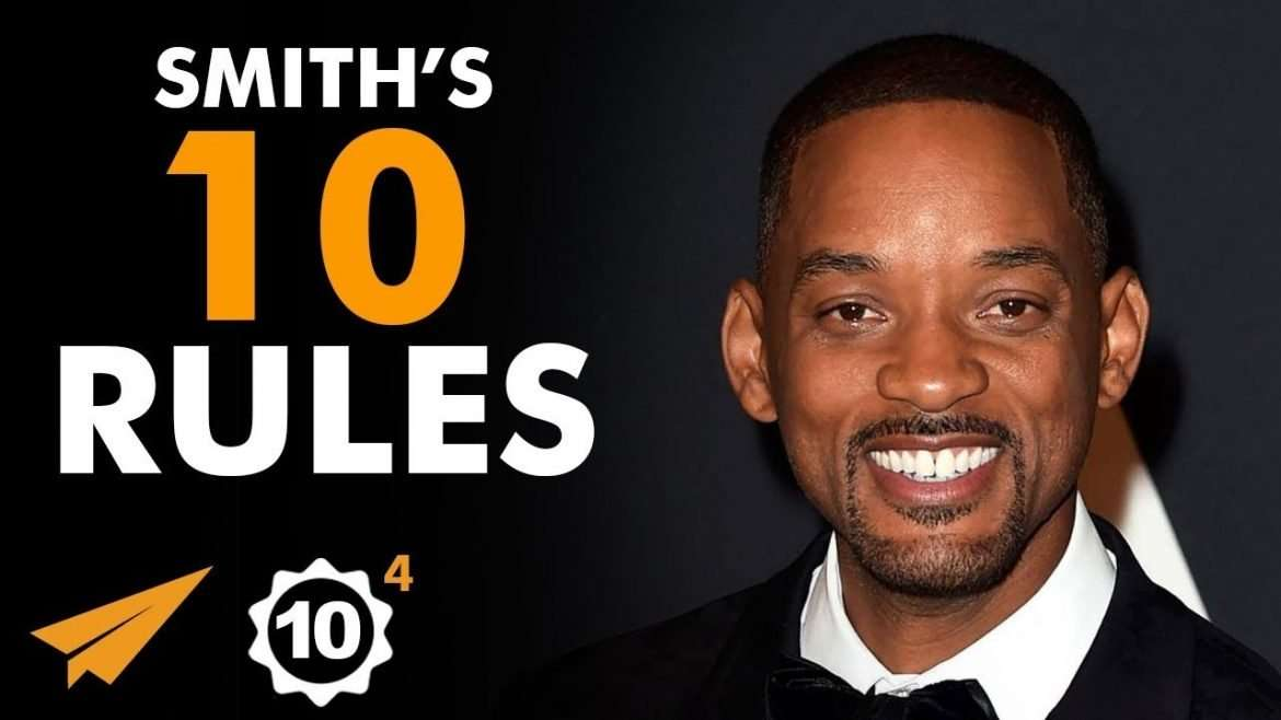 "Will Smith - ""LIVE at the EDGE of Your CAPABILITIES!"""