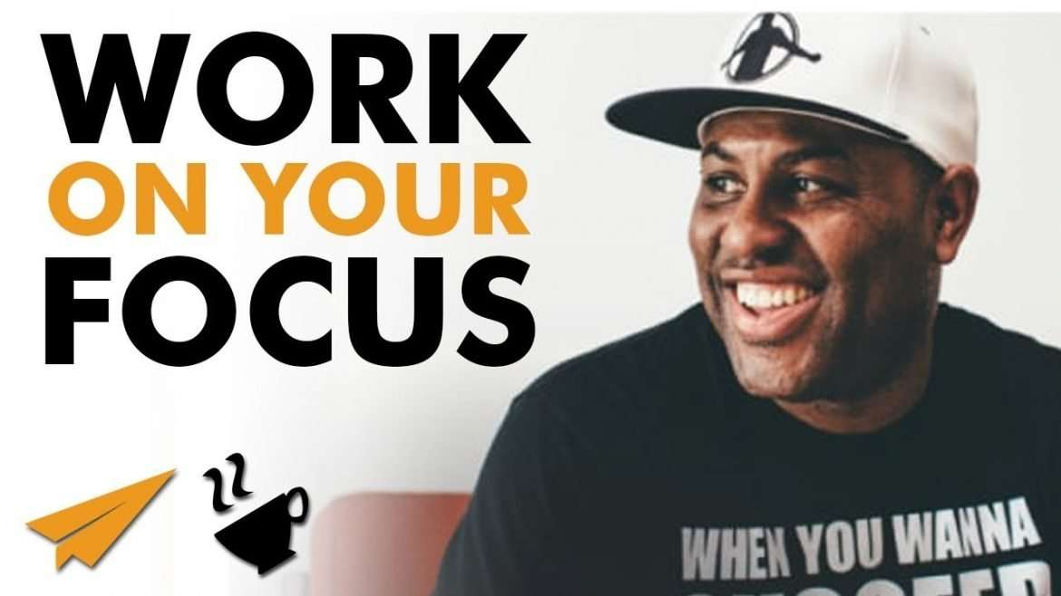 """Eric Thomas - """"PERSPECTIVE is Everything!"""""""