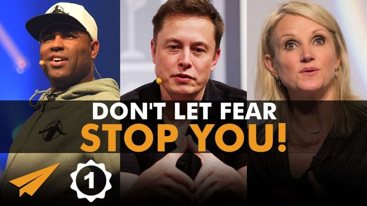 Evan Carmichael - DON'T Let FEAR Stop You!