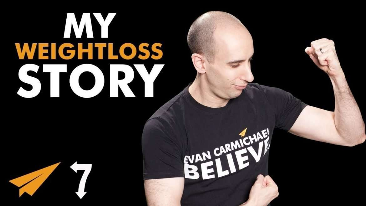 Evan Carmichael - 7 Ways that I Lost 19.5 Pounds in ONE MONTH | My Weight Loss Story |