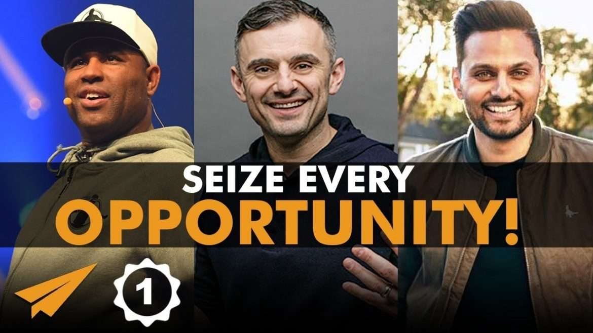"""Evan Carmichael - """"Seize Every OPPORTUNITY!"""""""