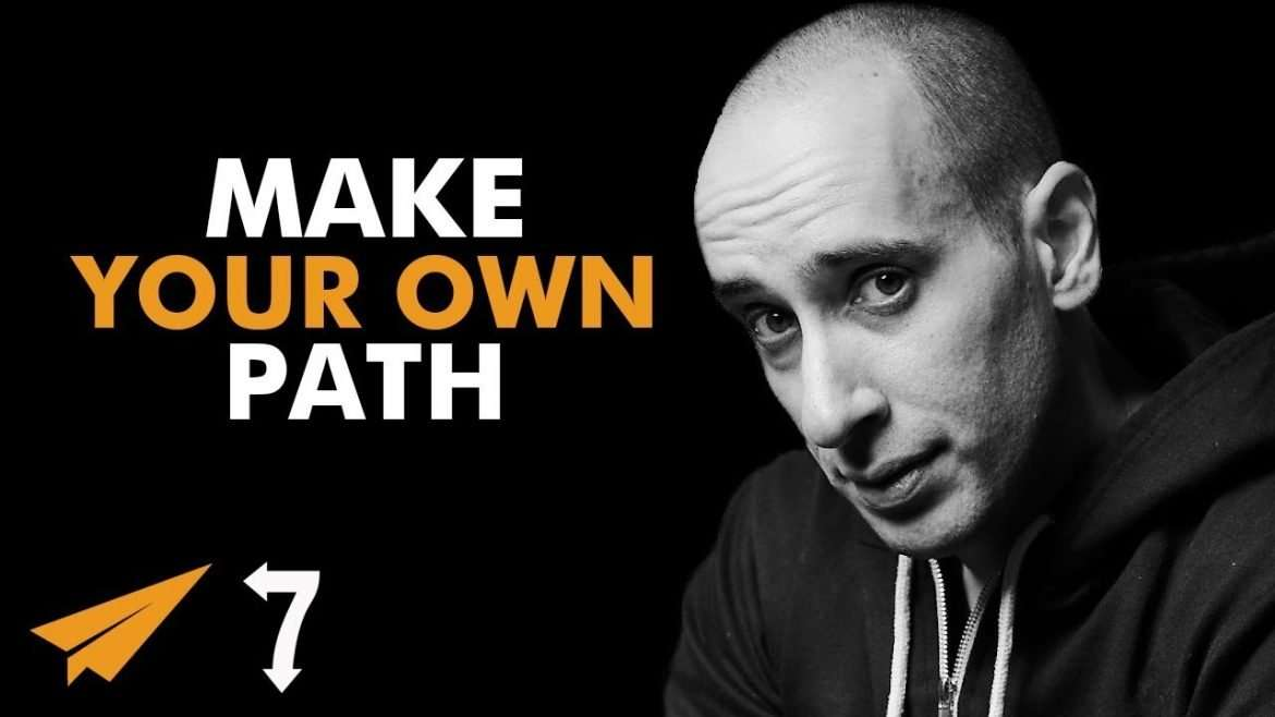 Evan Carmichael - 7 Ways to Make Your OWN Path (And IGNORE the HATERS)