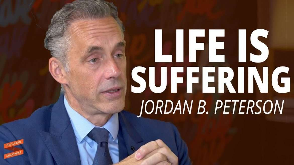 Jordan Peterson - on Pain and Suffering (with Lewis Howes)