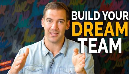 Lewis Howes - BUILDING YOUR PERSONAL ADVISORY BOARD (AKA DREAM TEAM)